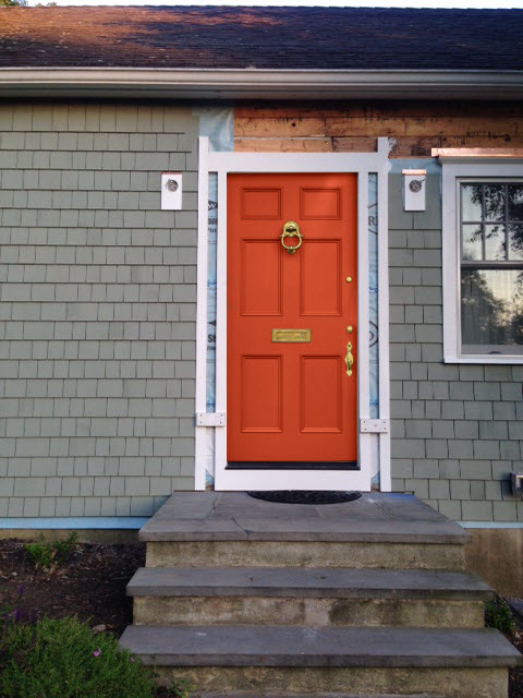 Colors That Go With Red Brick Exterior